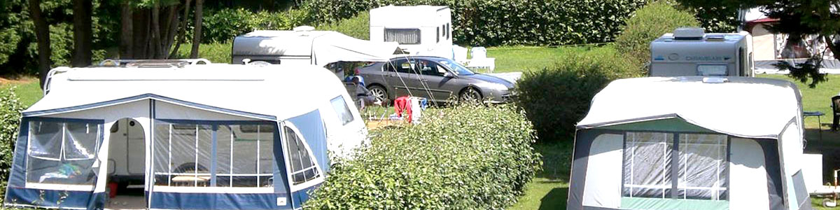 camping finistere plouguerneau emplacements