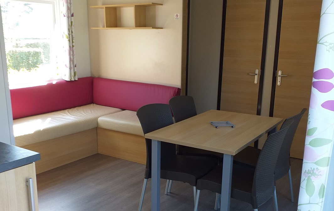Mobil-home Lodge 6 pers