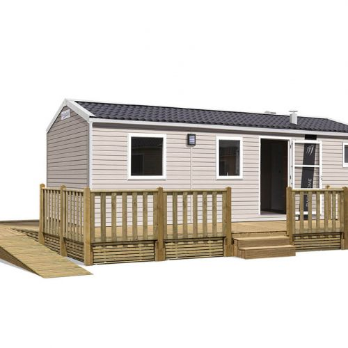 Mobil-home Lodge PMR 2-4 people